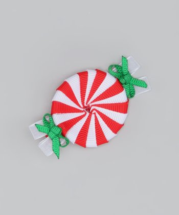 Red Peppermint Clip