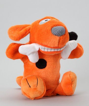 Orange Dog Golf Head Cover