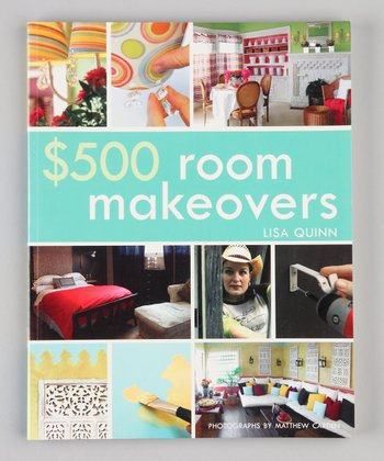 $500 Room Makeovers Paperback