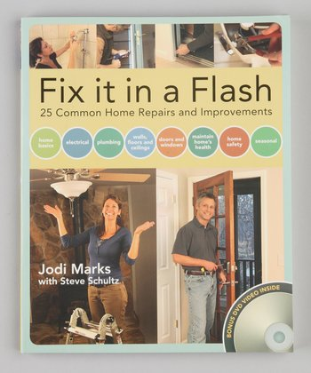 Fix It in a Flash Paperback & DVD
