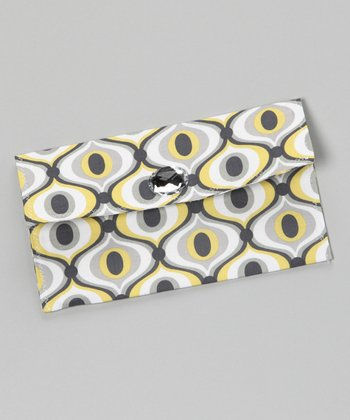 Citron & Gray Paparazzi Diaper Clutch
