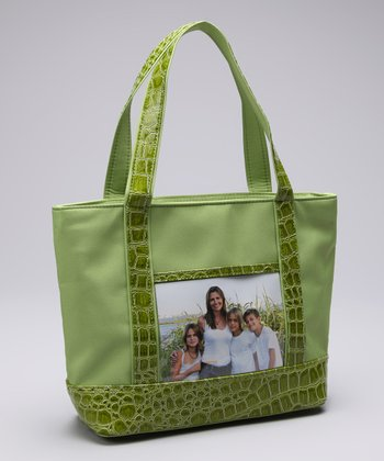 Kiwi One-Window Tote