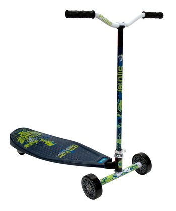 Green Street Art Pulse Slither Scooter