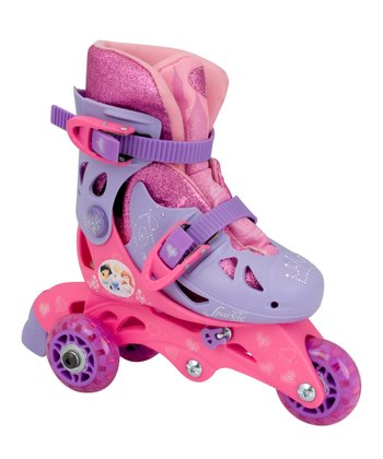 Disney Princess Adjustable Sparkle Skates - Kids