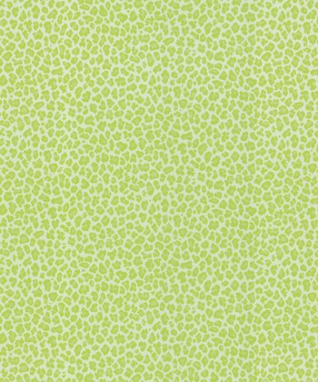 Brewster Home Fashions Green Cheetah Wallpaper