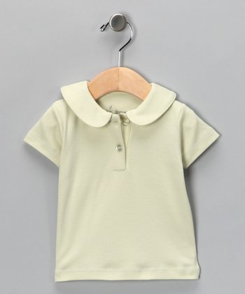 Sage Vintage Short-Sleeve Polo - Infant