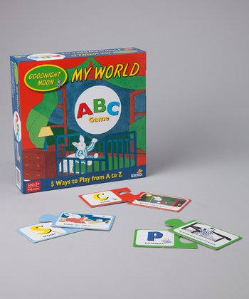 Briarpatch Goodnight Moon My World ABC Game