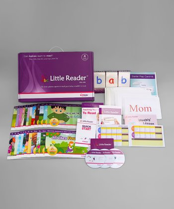 Little Reader Deluxe Set