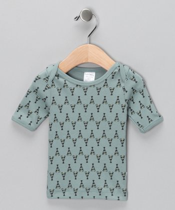 Green Tepee Organic Tee - Infant