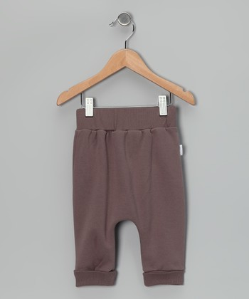 Iron Organic Wool Harem Pants - Infant, Toddler & Kids