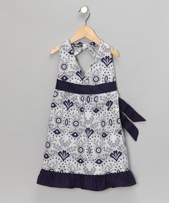 Sugar Pop Halter Dress - Toddler & Girls