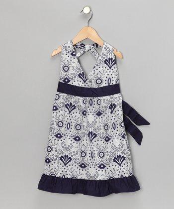 Sugar Pop Halter Dress - Toddler & Girls