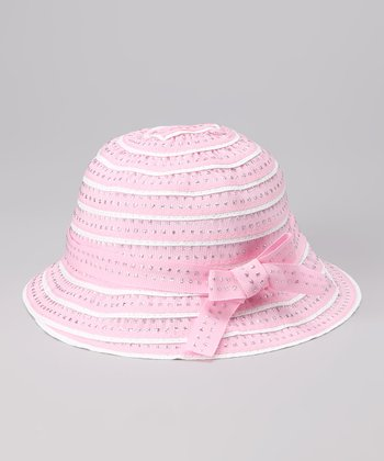 Pink Sparkle Sunhat