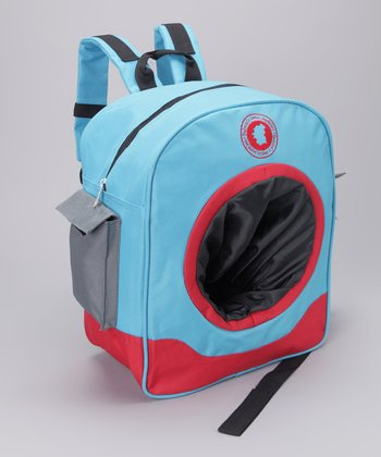 Blue & Red Buddy Backpack