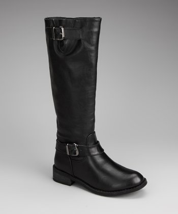 Black Beatty Boot