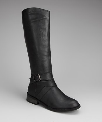Black Becka Boot