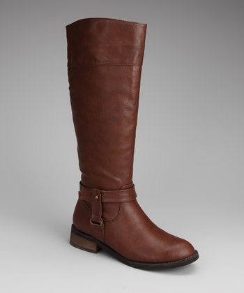 Brown Cantrix Boot