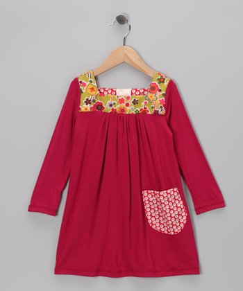Berry Sophie Play Dress - Toddler