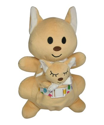 Crib-a-Roo Plush Toy
