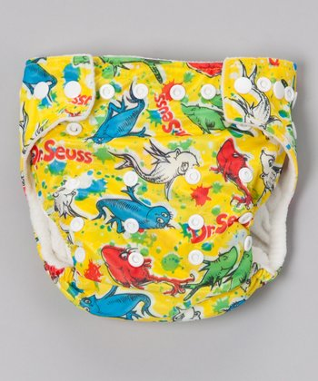 One Fish All-in-One Snap Diaper