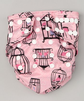 Tweet Diaper Cover