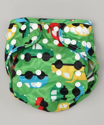 On-the-Go Diaper Cover