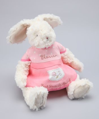 Pink Blossom Plush Toy