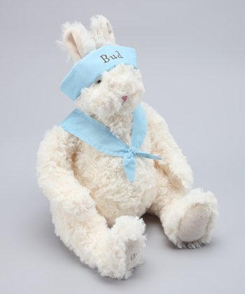 Blue Bud Plush Toy