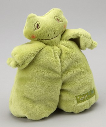 Green Hopscotch Tadbit Plush Toy