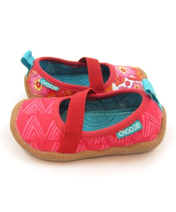 Pink & Yellow Glory Spin Shoe - Kids
