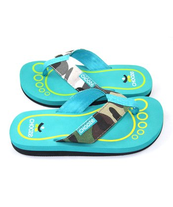 Camo Protect Chill Flip-Flop - Kids