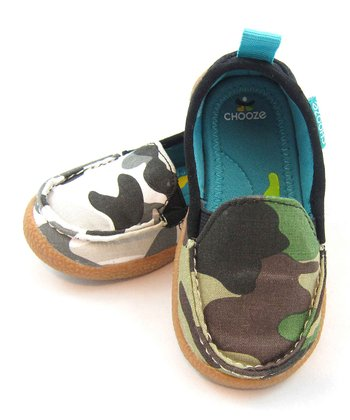 Camo Protect Scout Slip-On Shoe - Kids