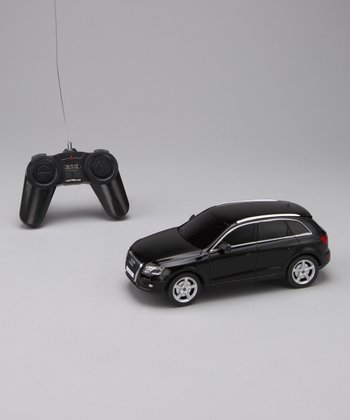 Black Audi Q5 Remote Control Car
