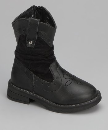 COCO Jumbo Black Candy 1 Boot