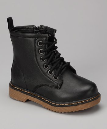 Black Jane Boot