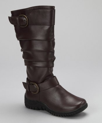 Brown Tina Boot