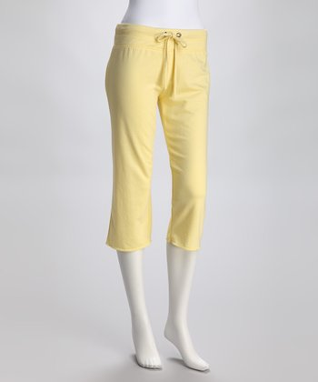 Buttercup Cropped Lounge Pants