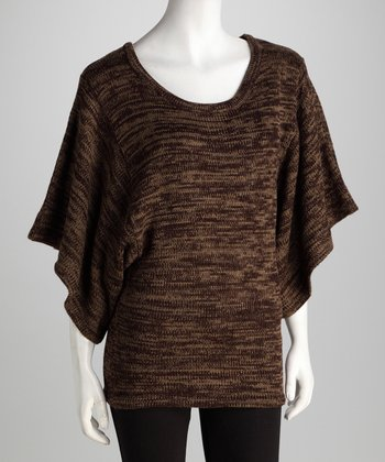 Hot Chocolate Dolman Sweater