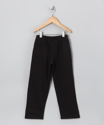 Black Pants - Toddler & Boys
