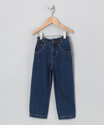 Medium Wash Jeans - Infant, Toddler & Boys