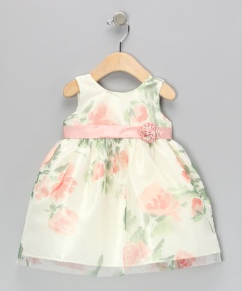 White Peasant Dress on Flower Girl Dress   Daily Deals For Moms  Babies And Kids