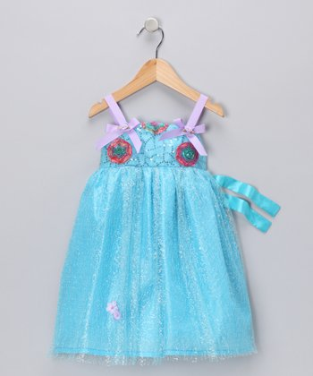 Majestic Sparkle Dress - Infant