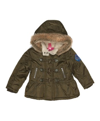 Muddy Bambi Jacket - Toddler & Girls