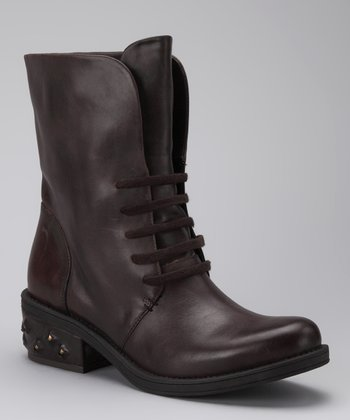 Brown Gwen Boot