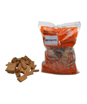 Mesquite Wood Chip 5-Lb. Bag