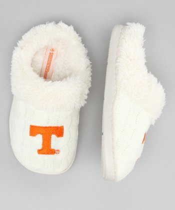 Cream Tennessee Slipper - Kids