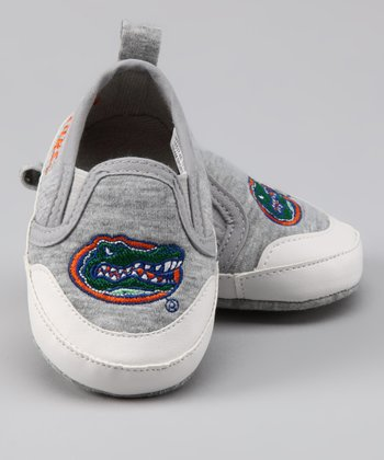 Campus Footnotes Gray Florida Shoe - Kids