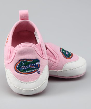 Campus Footnotes Pink Florida Shoe - Kids