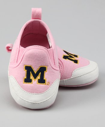 Pink Michigan Shoe - Kids