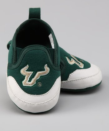 Green South Florida Shoe - Kids